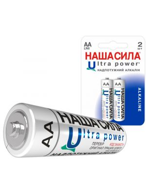 НАША СИЛА LR6 2xBL Ultra power