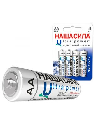 НАША СИЛА LR6 4xBL Ultra power